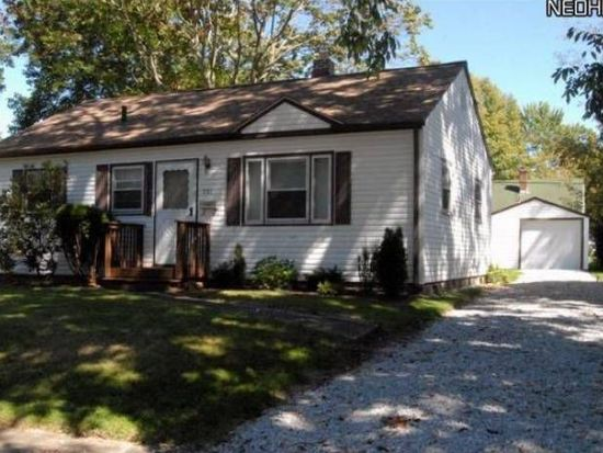 767 Valdes Ave, Akron, OH 44320