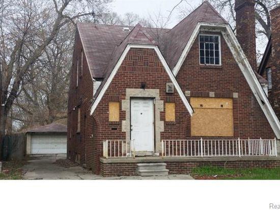 17312 Littlefield St, Detroit, MI 48235