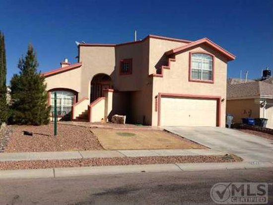 12355 Cora Viescas Ln, El Paso, TX 79936