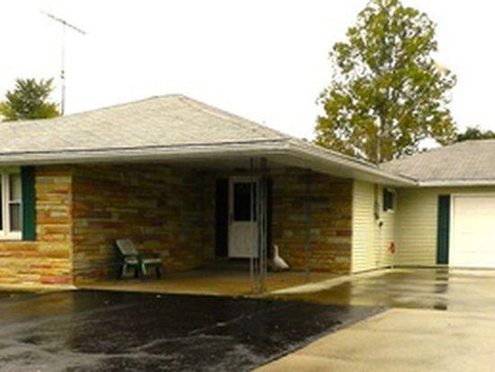 3211 N Old Michigan Rd, Osgood, IN 47037