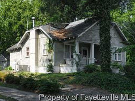 815 Carolina Ave, Fayetteville, NC 28301