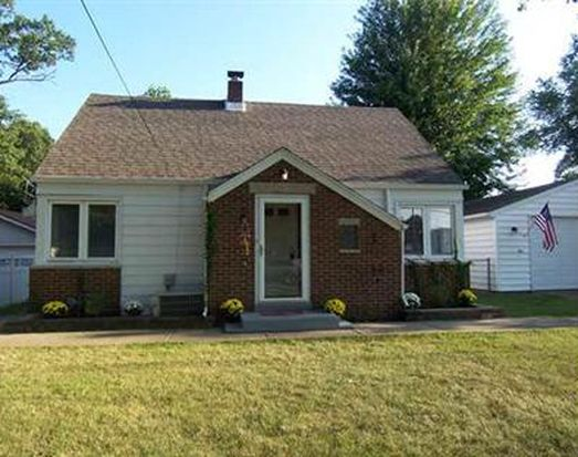 204 David St, South Bend, IN 46637