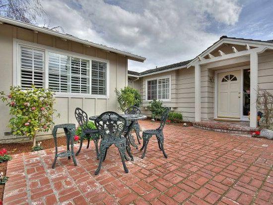 1801 Dalehurst Ave, Los Altos, CA 94024