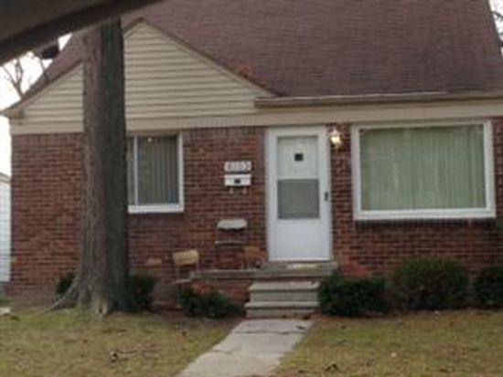 6103 Artesian St, Detroit, MI 48228