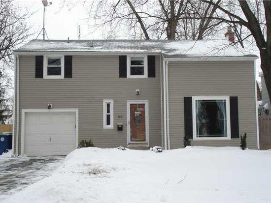 386 Roycroft Blvd, Amherst, NY 14226