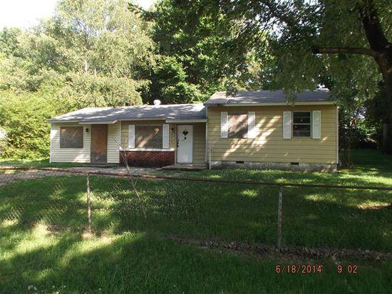 940 Leacrest Ave, Memphis, TN 38109