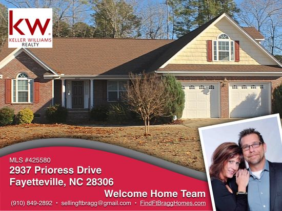 2937 Prioress Dr, Fayetteville, NC 28306