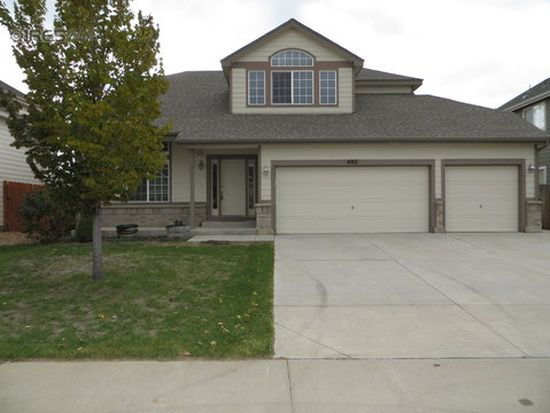 492 Heritage Ln, Johnstown, CO 80534