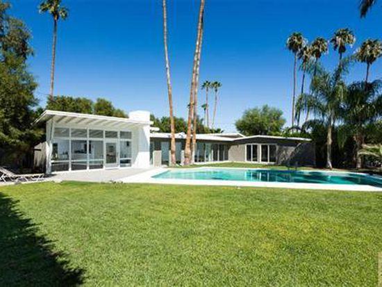 1650 N Riverside Dr, Palm Springs, CA 92264