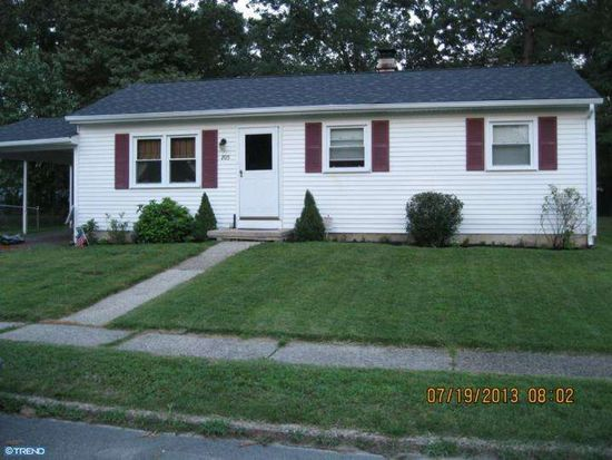 205 Scammell Dr, Browns Mills, NJ 08015
