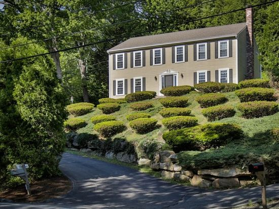 396 Chestnut St, North Andover, MA 01845