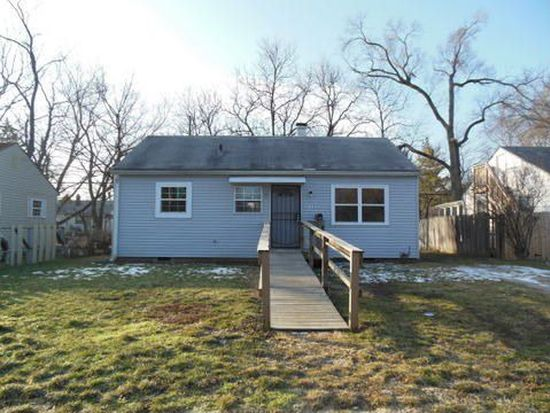 3123 W 22nd St, Indianapolis, IN 46222