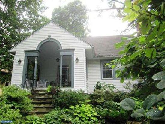 641 Edge Hill Rd, Glenside, PA 19038
