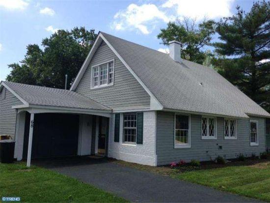 68 Bloomfield Ln, Willingboro, NJ 08046