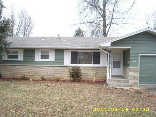 2526 E Bennett St, Springfield, MO 65804