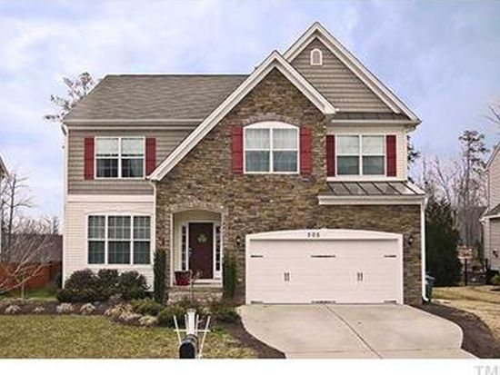305 Covenant Rock Ln, Holly Springs, NC 27540