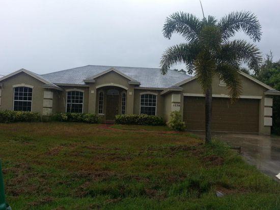 1238 SW Medina Ave, Port St Lucie, FL 34953