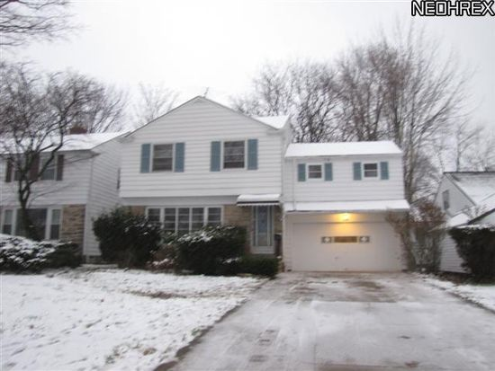 4506 Mackall Rd, Cleveland, OH 44121