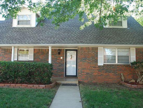 1607 Oakhurst Ave, Norman, OK 73071