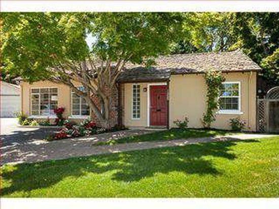 1455 Mills Ct, Menlo Park, CA 94025