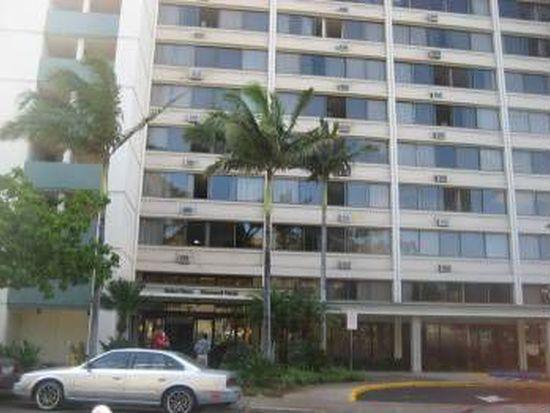 55 S Kukui St APT 2908, Honolulu, HI 96813