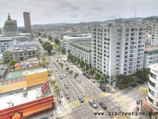 601 Van Ness Ave APT 548, San Francisco, CA 94102