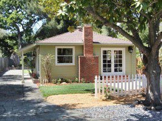 47 Walnut Ave, Atherton, CA 94027