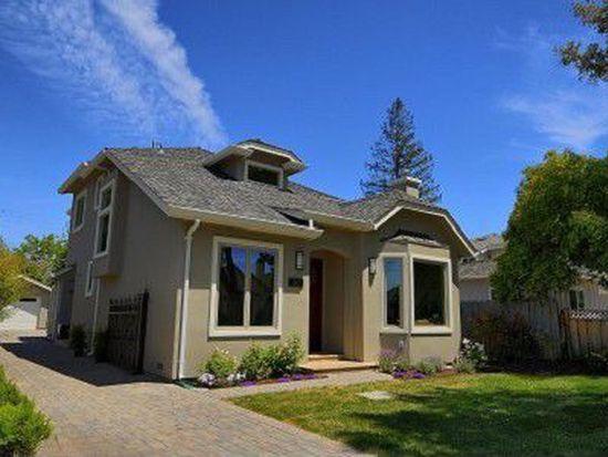 2537 Ramona St, Palo Alto, CA 94301