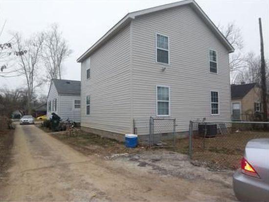 229 Forest Park Rd, Lexington, KY 40503