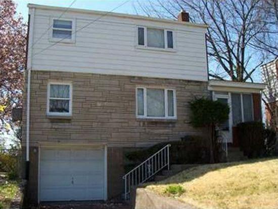 931 Brintell St, Pittsburgh, PA 15201
