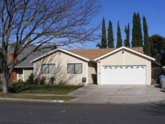 467 Tovar Dr, San Jose, CA 95123
