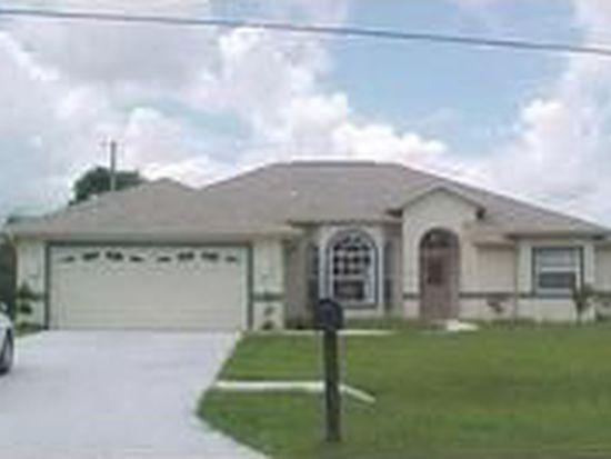 5595 NW Manville Dr, Port Saint Lucie, FL 34983