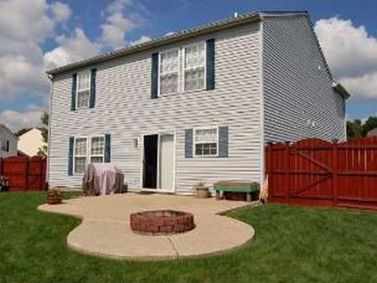8663 Belle Union Pl, Camby, IN 46113