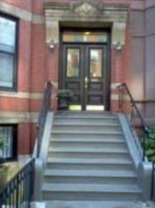 341 Beacon St APT 4C, Boston, MA 02116