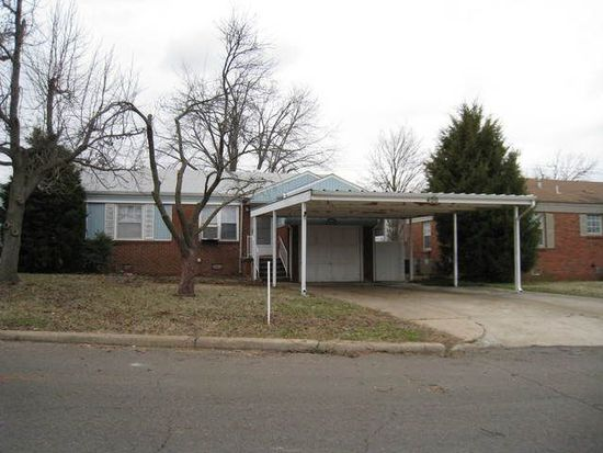 400 Showalter Dr, Midwest City, OK 73110