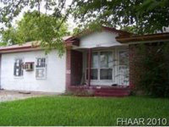 2413 Poage Ave, Killeen, TX 76543