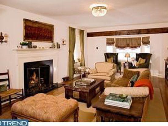 643 Old Gulph Rd, Bryn Mawr, PA 19010