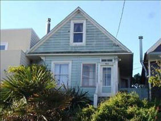 114 Maynard St, San Francisco, CA 94112