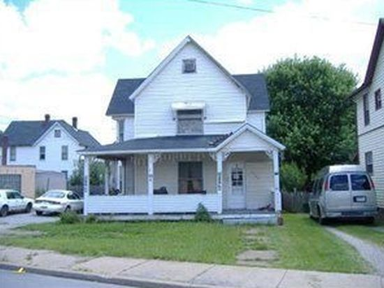 1164 N Sharpsville Ave, Sharon, PA 16146