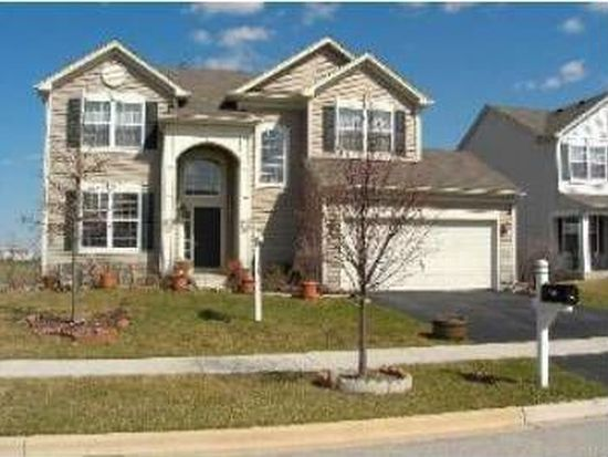2518 Deer Point Dr, Montgomery, IL 60538