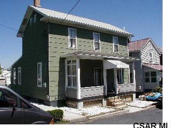 320 Grape Ave, Johnstown, PA 15906