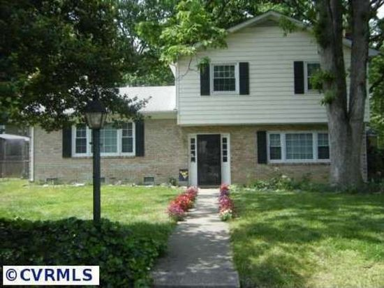 2008 Woodmont Dr, North Chesterfield, VA 23235