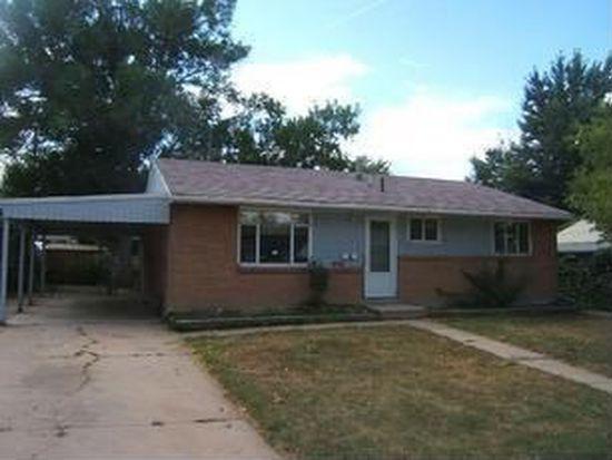 3793 S Hazel Ct, Englewood, CO 80110