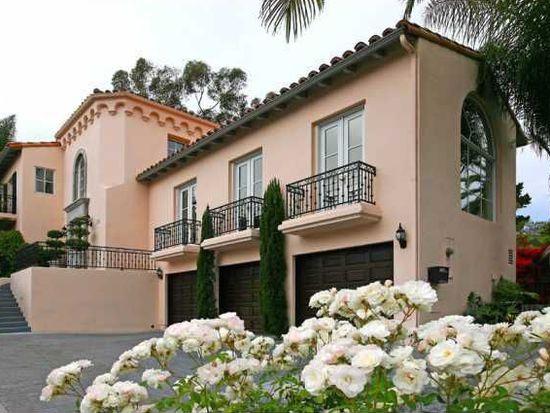 7734 Hillside Dr, La Jolla, CA 92037