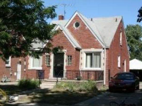 7716 Warwick St, Detroit, MI 48228