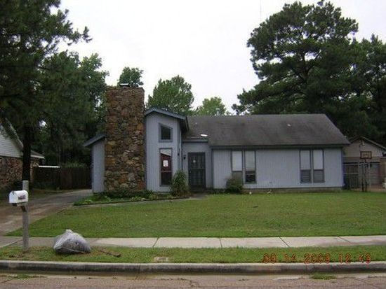 2195 Winding Path Dr, Memphis, TN 38133