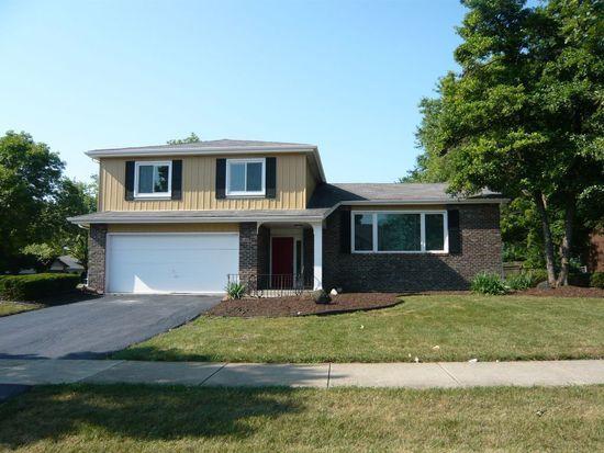 1401 Oak Hill Ct, Downers Grove, IL 60515