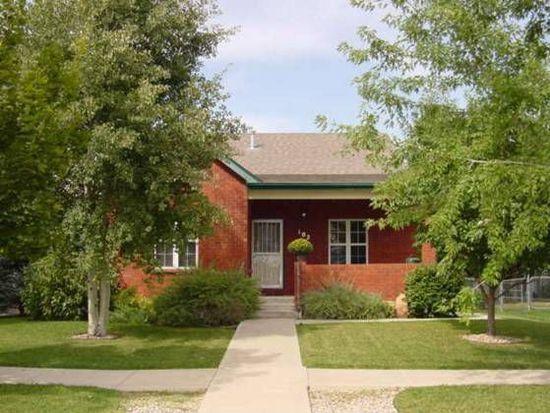 102 E Nebraska Ave, Berthoud, CO 80513