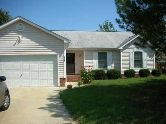 108 Valley Park Dr, Knightdale, NC 27545