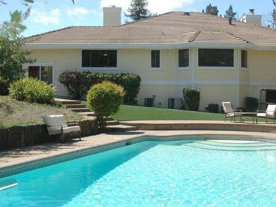 11 Debes Ranch Rd, San Rafael, CA 94903